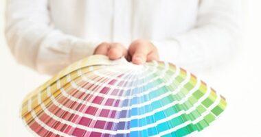 Gamas de colores para el hogar